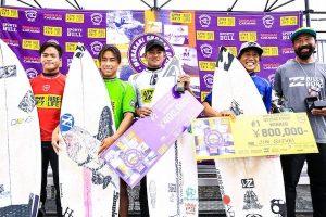 Rio Waida Klaim Juara Kedua di Murasaki Shonan Open