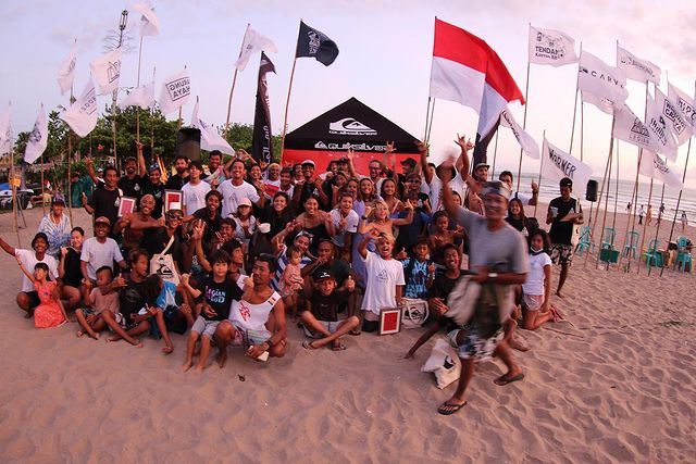 Read more about the article Legian Boardriders Vol.3 Liga Surfing Indonesia (LSI)